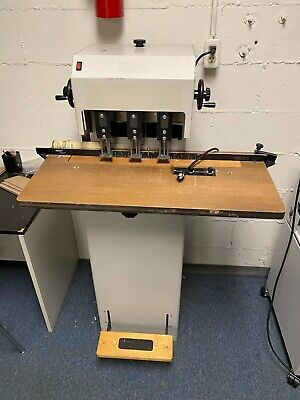 Spinnit By Lassco Wizer 3 Hole Paper Drill Model Fmm-3 - 3 Hole Paper Punch