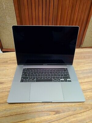 Apple MacBook Pro 16'' (512GB, 2.6 GHz Core i7, 16 GB) - Space...
