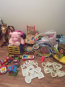 Toddler bundle of toys Adelaide CBD Adelaide City Preview
