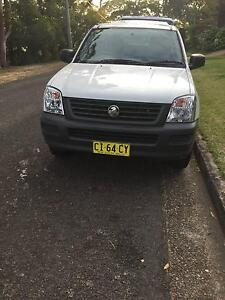 2005 Holden Rodeo Ute Thornleigh Hornsby Area Preview