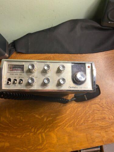 Vintage Boman 950 SSB / AM - CB Radio, Mobile Transceiver, No Manual