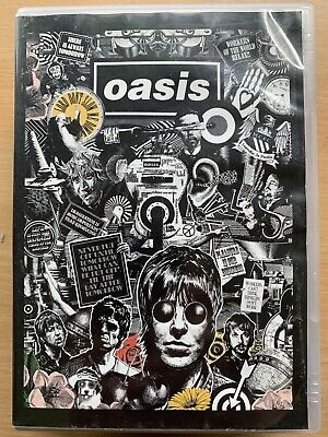 Oasis Lord Don't Slow Me Down DVD Britpop Tour Concert Documentary (Oasis Lord Don T Slow Me Down Documentary)