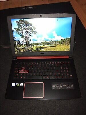 Acer Nitro 5 i5 1050ti SSD 12gb 1tb 1080p Gaming Laptop