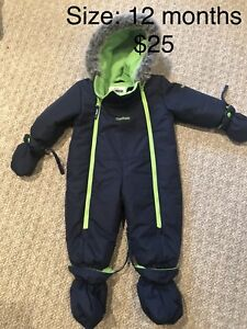 Baby winter Clothing