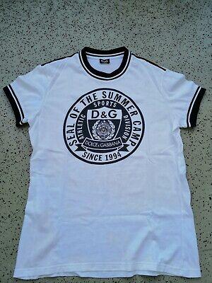 Dolce & Gabanna Herren T-Shirt Gr. L
