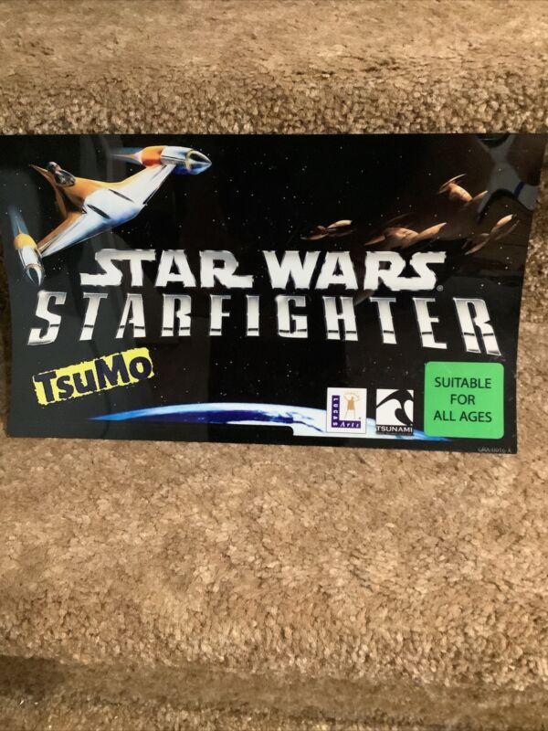 Tsumo Star Wars Starfighter Arcade