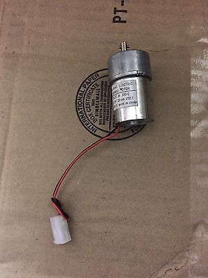 High Torque 12v Dc 25 Rpm Electric Motor Replacement Geared Th-27 Jb 330-c 2001