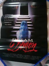 DREAM DEMON Movie Poster 19x13 RARE CULT Film Video Store ...