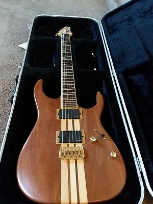 Ibanez RG RGT42DXFX refinished neck thru guitar with lots of upgrades for sale  Sonora
