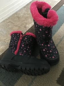 Sz 1 Winter Boots (PPU)