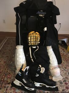 HOCKEY EQUIPMENT/GEAR FOR SALE