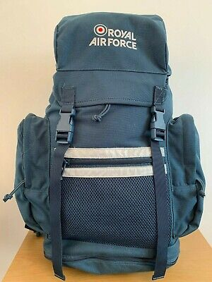 b0bbb39e8eedea Rucksack,Backpack,Holdall Hiking British Military RAF Royal Air Force Blue  30 LT for