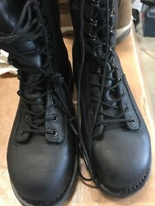 Canadian military work boots