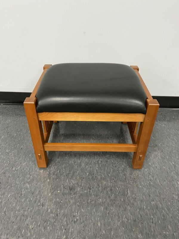 Stickley Mission Collection Cherry Footstool -FREE SHIPPING-