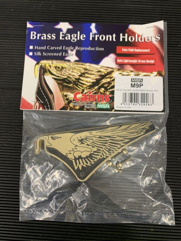 Brass eagle Finial forCairns Fire Helmet NEW