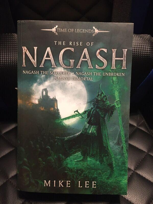 Warhammer THE RISE OF NAGASH OMNIBUS Mike Lee (2012 TPB) OOP