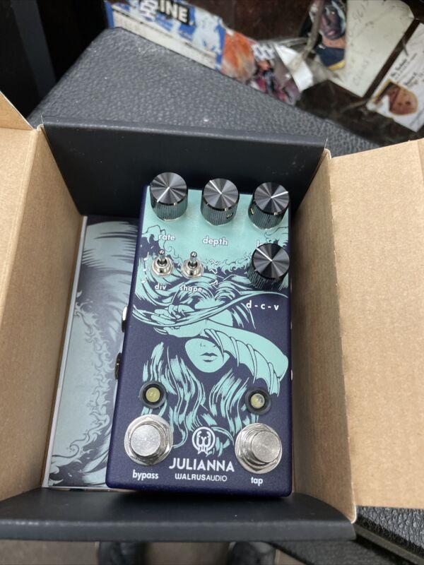 Walrus Audio Julianna Deluxe Chorus Vibrato Pedal