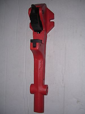 New Foot Vise No Pipe Wrench 1-14-2 Ridgid 65r Pipe Threader 811 815 11r 12r