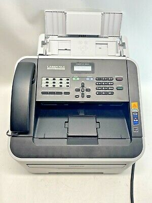 Brother Intellifax 2840 All-in-one Printer Fax Machine Page Count 79 Low Use