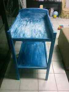 Hand painted Baby change table Miami Gold Coast South Preview