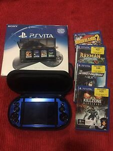 Ps vita 2002+game+accessories Ultimo Inner Sydney Preview