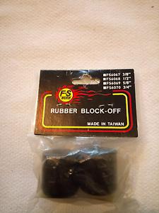 Rubber Block-Off Craigmore Playford Area Preview