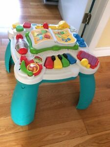 Leap Frog Learn n Groove Activity Table