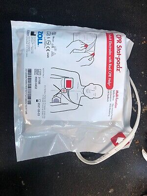 Zoll Cpr Stat-padz Ref 8900-0400total Of 10