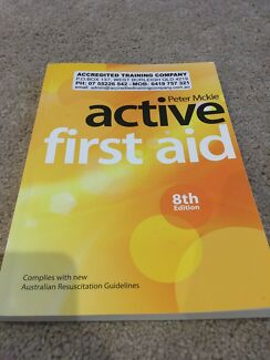 8th edition first aid book