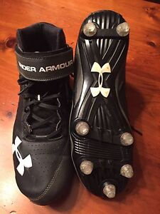 Men's Under Armour lacrosse/rugby cleats