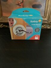 Safety 1st Child Proof French Door Lever Handle Lock One