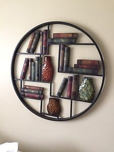 Metal Wall Art Piece