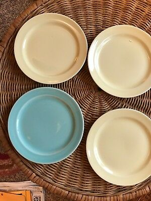 Lu-Ray Pastel dessert plates collection of (Luray Collection)