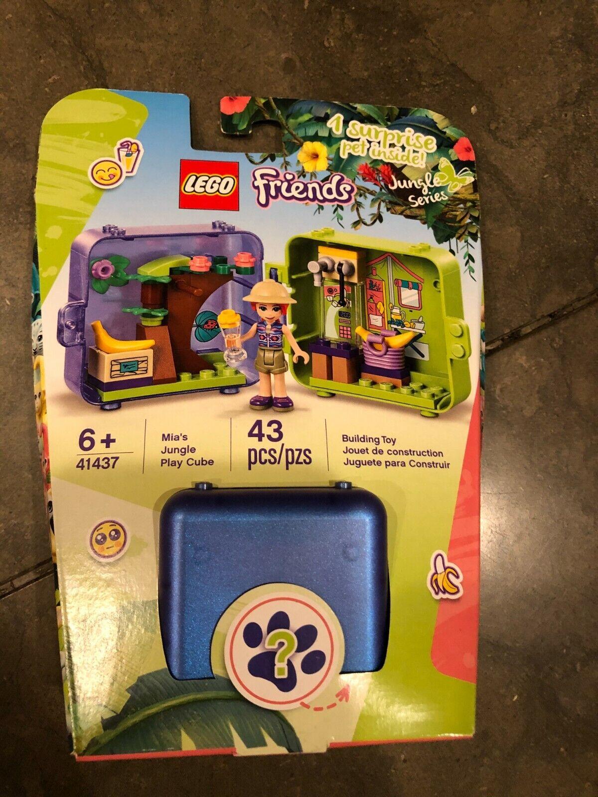 Lego Friends Mia s Jungle Play Cube - $15.00