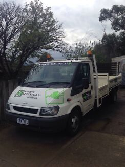2004 Ford Transit Tipper  Traralgon Latrobe Valley Preview