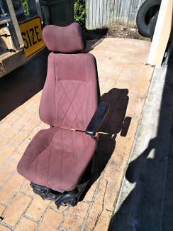 Truck seat out of kenworth k104b
