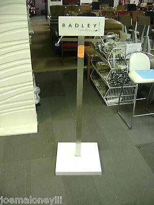 Radley London Hand Bag Display Retail Store Fixture
