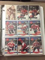 Old hockey cards $40