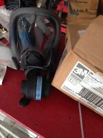 3m por mask with battery