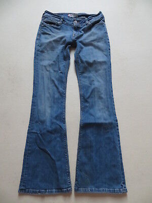 Levi's 479 Booty Flare Schlag Jeans Hose, W 28 /L 34, Hippie 70'er Schlaghose !