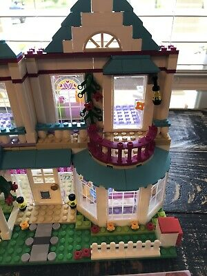 LEGO Friends Stephanie's House 41314 100% complete