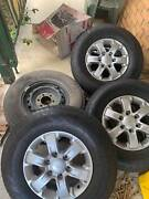 Ford Ranker tyres & rims 100% North Haven Port Adelaide Area Preview