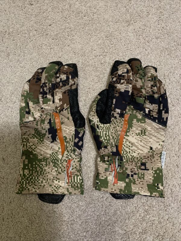 Sitka Mountain Gloves Subalpine Large