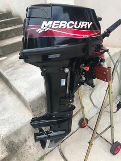 15HP Mercury Outboard Motor