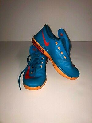 Nike KD VI GS 599477-401 Basketball Shoes YOUTH Size 5Y