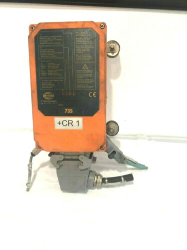 HBC Radiomatic FSE 735 Crane Remote Control Frequency Receiver Wireless
