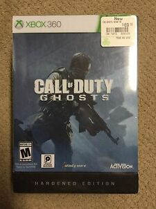 Xbox 360 Call of Duty Ghosts - Hardened Edition