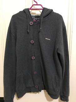 Quicksilver size large hoodie