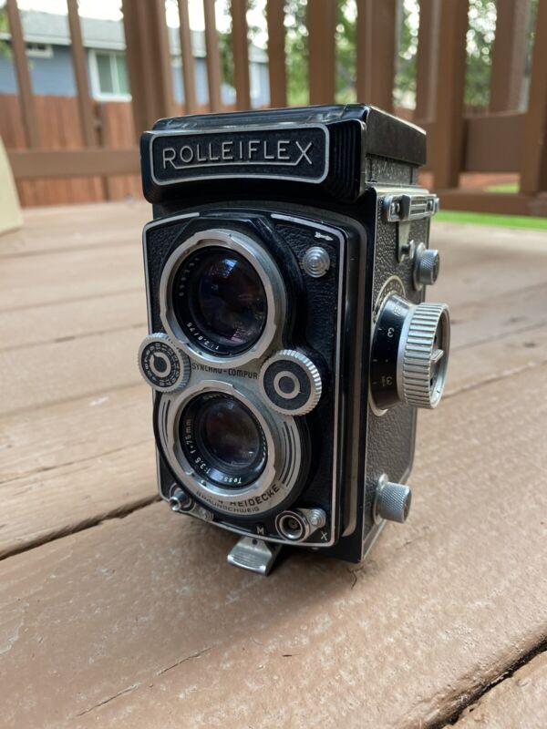 """Rolleiflex Automat Type 5 (""""MX-EVS"""")"""
