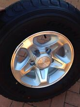 NEW - Landcruiser GXL - Rims & Tyres West Swan Swan Area Preview